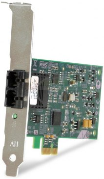 Allied Telesis AT-2711FX/SC-001 PCI-Express Fast Eth Fiber NIC